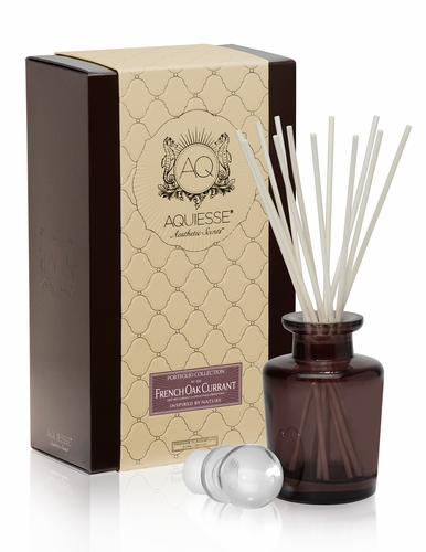 French oak currant reed diffuser set by aquiesse for Alpine cuisine bs 400 propane burner