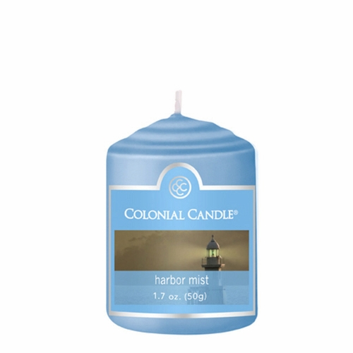 Harbor Mist 1.7 oz. Votive Colonial Candle