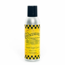 Harvest Sugar Cookie 6 oz. Room Spray by Candleberry | 6 oz. Room Sprays by Candleberry