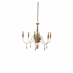 PRE-ORDER - Available January - Italian Chandelier by Aidan Gray