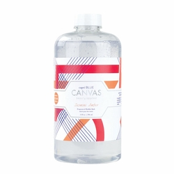 Jasmine Amber 28 oz. Canvas Collection Bubble Bath by Capri Blue | Bath & Body Closeouts