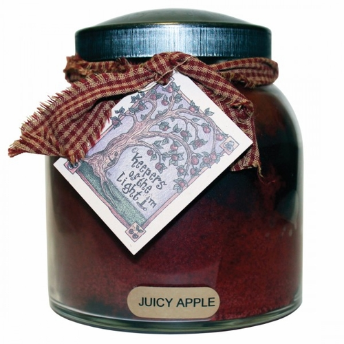 Juicy Apple 34 Oz Papa Jar Keeper S Of The Light Candle