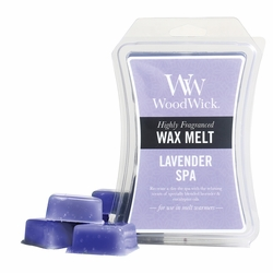 Lavender Spa WoodWick 3 oz. Hourglass Wax Melt
