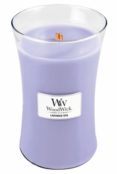 Lavender Spa WoodWick Candle 22 oz. | Woodwick Candles 22 oz.