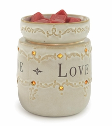 Live Laugh Love Illumination Fragrance Warmer