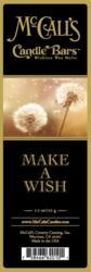 Make a Wish McCall's Candle Bar | Candle Bars by McCall's