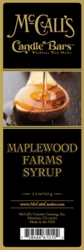 Maplewood Farms McCall's Candle Bar | Candle Bars by McCall's