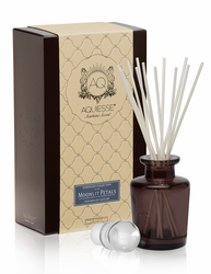 Moonlit Petals Reed Diffuser Set by Aquiesse