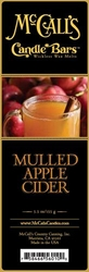 Mulled Apple Cider McCall's Candle Bar | Candle Bars by McCall's