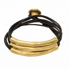 Not To Be Bracelet - Gold - UNO de 50