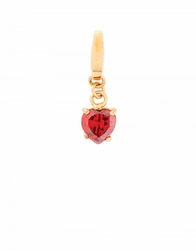 Red Heart Mini Charm - Style Spartina 449