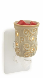 Sand Plug In Fragrance Warmer