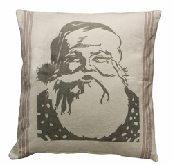 Santa Face Pillow - Primitives by Kathy