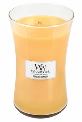 Seaside Mimosa WoodWick Candle 22 oz. | Woodwick Candles 22 oz.