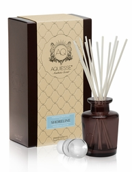 Shoreline Reed Diffuser Set by Aquiesse | Aquiesse Candle Closeouts