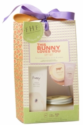 This Bunny Loves You Limited Edition Gift Set by Farmhouse Fresh