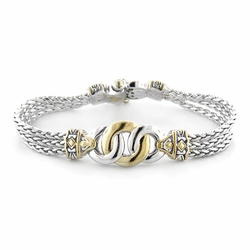 Three Circle Bracelet - John Medeiros