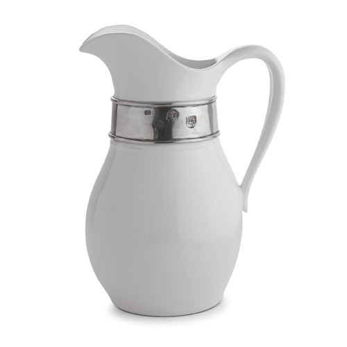 Tuscan Tall Pitcher - Arte Italica