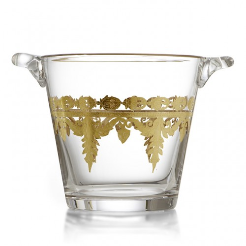 Vetro Gold Ice Bucket - Arte Italica