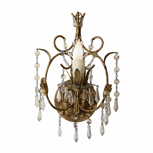 Victorian Sconce by Aidan Gray