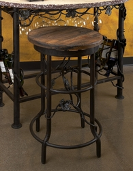 "Vineyard 26"" Bar Stool by Bella Toscana"