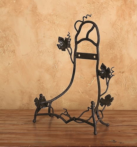 Vineyard Plate Holder by Bella Toscana