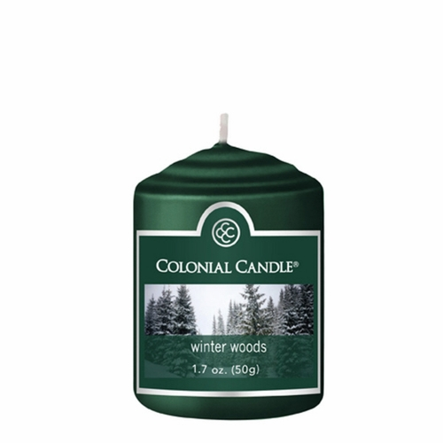Winter Woods 1.7 oz. Votive Colonial Candle