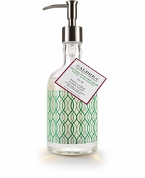 No. 25 Daphne Feather Moss 12 oz. Glass Refillable Hand Soap by Caldrea