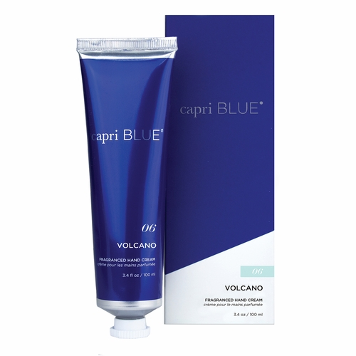 No. 6 Volcano 3.4 oz. Signature Collection Hand Cream by Capri Blue
