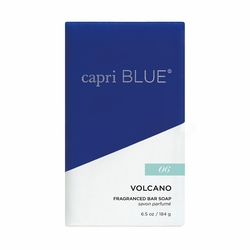No. 6 Volcano 6.5 oz. Signature Collection Bar Soap by Capri Blue | Signature Collection Bath & Body Products by Capri Blue