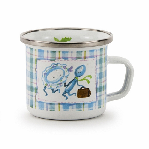 Nursery Rhyme Child Mug by Golden Rabbit