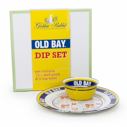 Old Bay Dip Set by Golden Rabbit