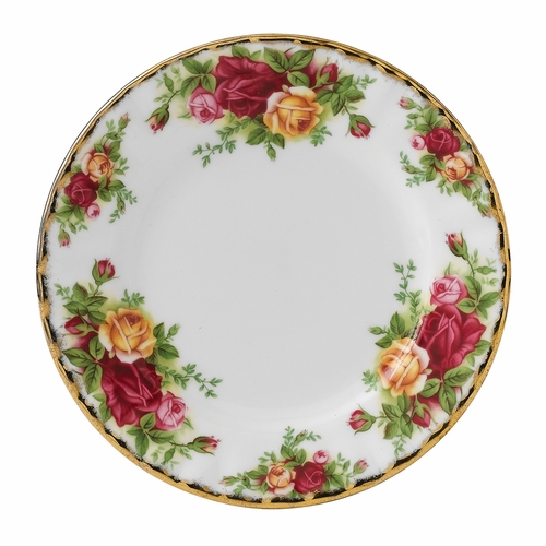 Old Country Roses Bread & Butter Plate by Royal Albert - Special Order