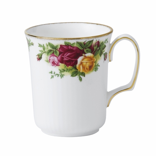 Old Country Roses Bristol Mug by Royal Albert - Special Order