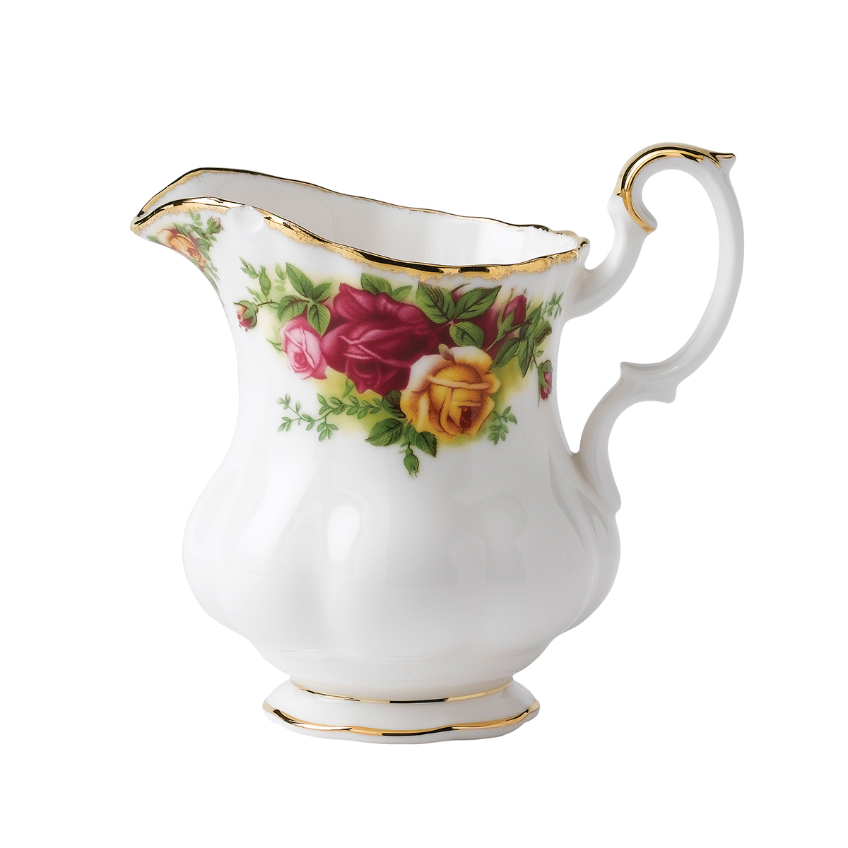 Old Country Roses Creamer By Royal Albert