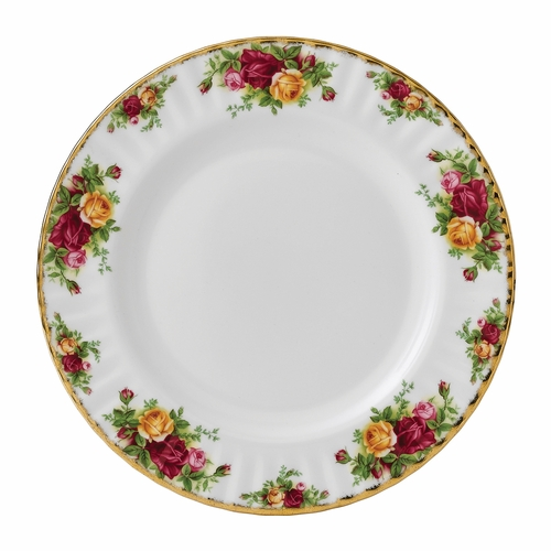 Old Country Roses Dinner Plate by Royal Albert - Special Order