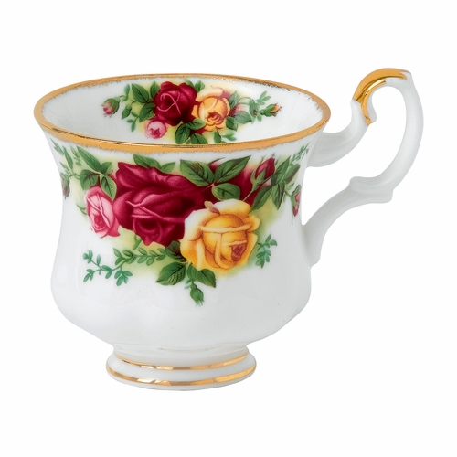 Old Country Roses Espresso Cup by Royal Albert - Special Order