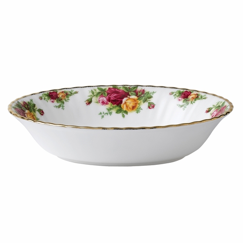 Old Country Roses Open Vegetable Bowl by Royal Albert