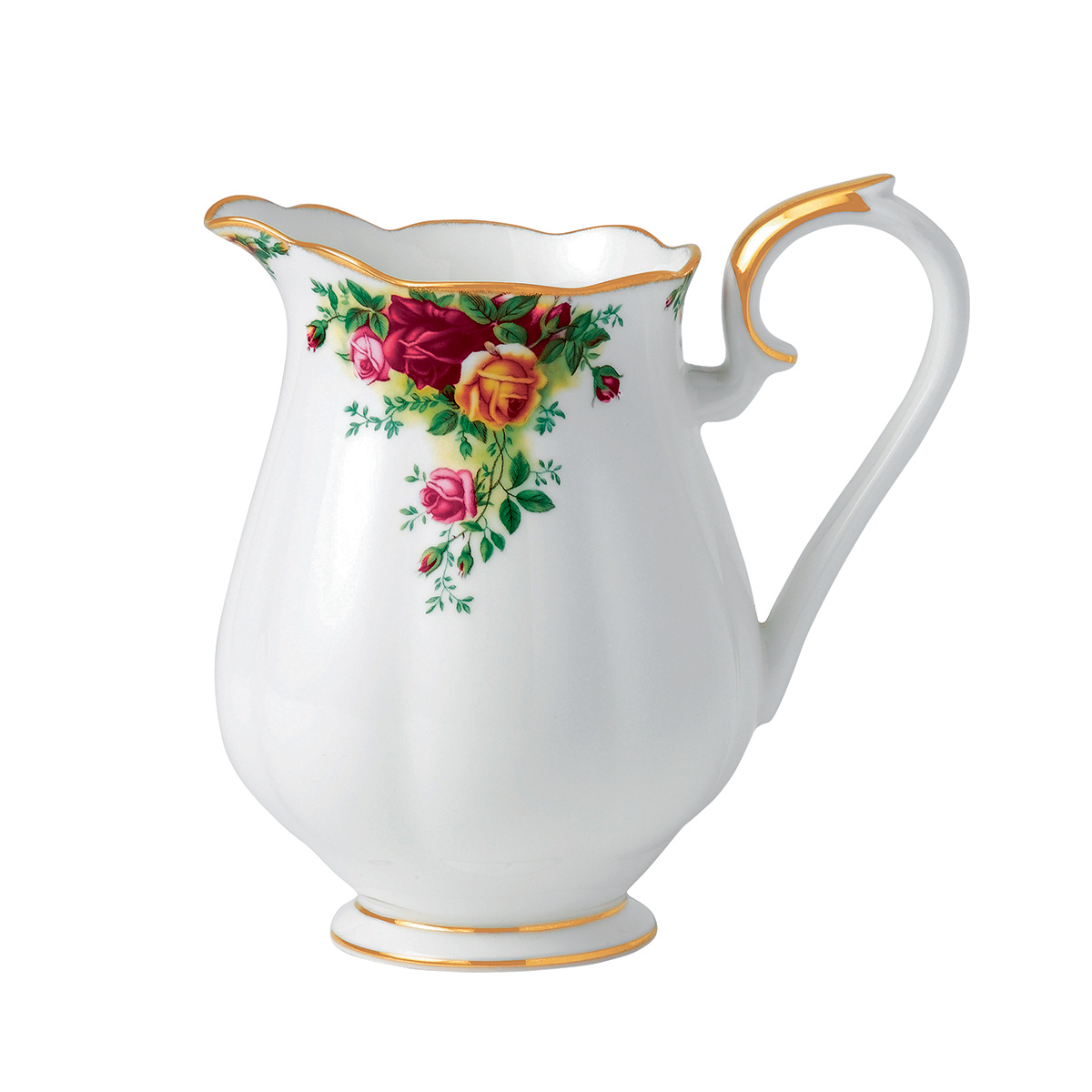 Old Country Roses Pitcher By Royal Albert
