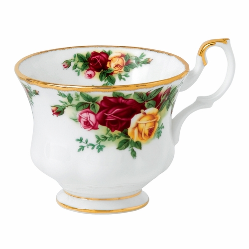 Old Country Roses Teacup by Royal Albert - Special Order