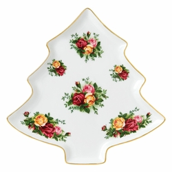 Old Country Roses Tree Tray by Royal Albert