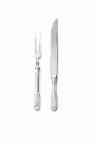 Olivia Carving Set by Match Pewter