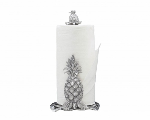 Pineapple Paper Towel Holder by Arthur Court