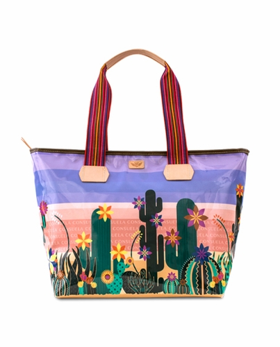 Dreamscape Legacy Zipper Tote by Consuela