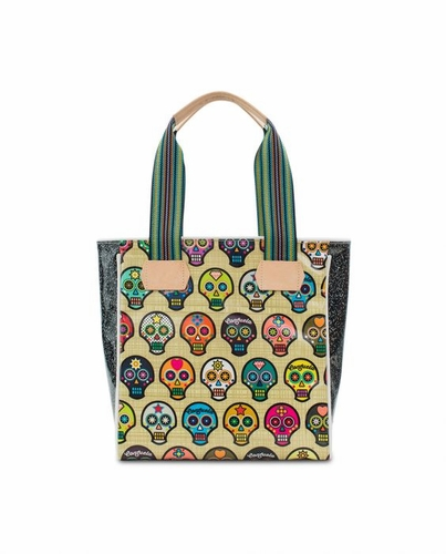Sugar Skulls Legacy Classic Tote by Consuela