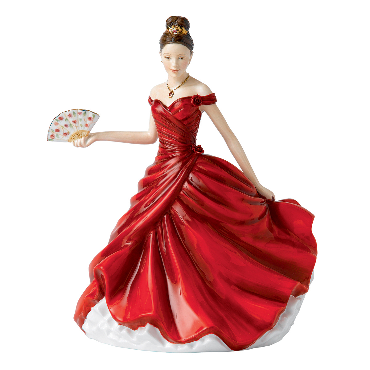 pretty lady figurines marie by royal doulton