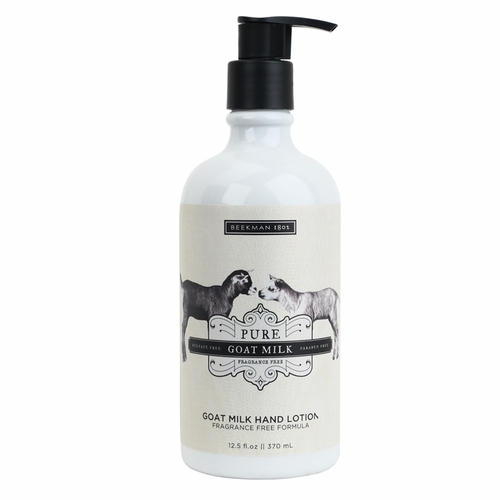 Pure Goat Milk 12.5 oz. Hand Lotion by Beekman 1802