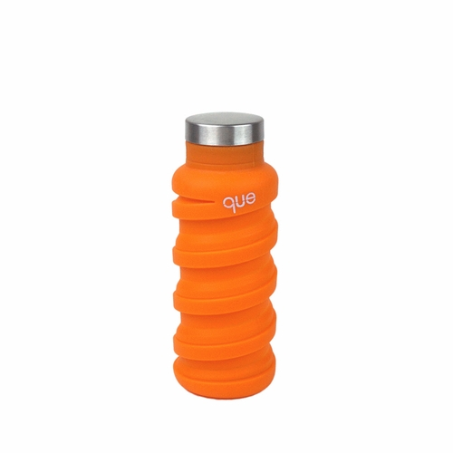 que Bottle 12 oz. - Sunbeam Orange