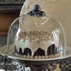 Replacement Cake Pedestal Dome Only - GG Collection - (Available December)