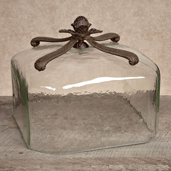 Replacement Versailles Glass Dome - No Metal - GG Collection*